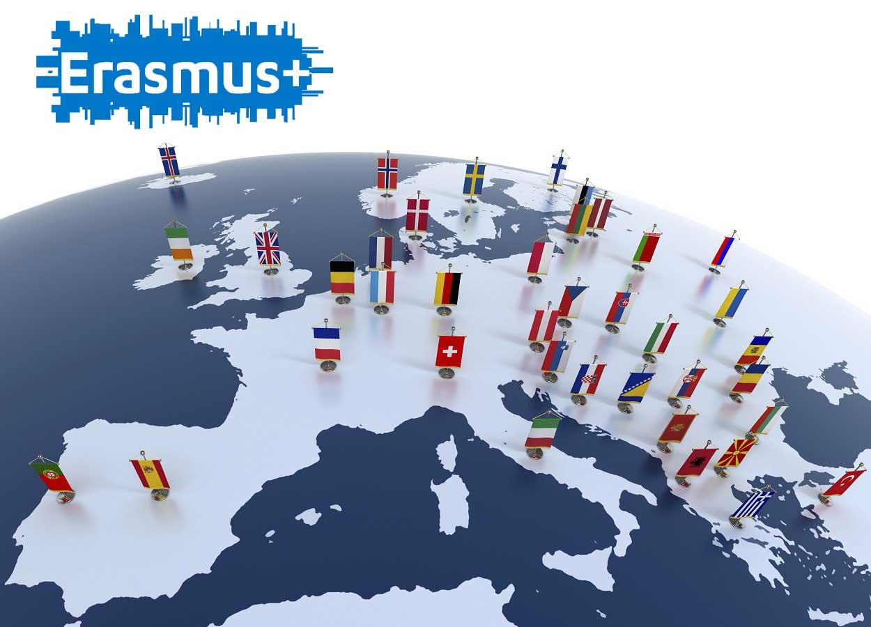 Erasmus Plus Projemiz Kabul Edildi