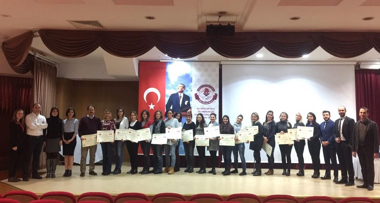 MEV Koleji Uluslararası Programlar Ofisi Çalışmaları