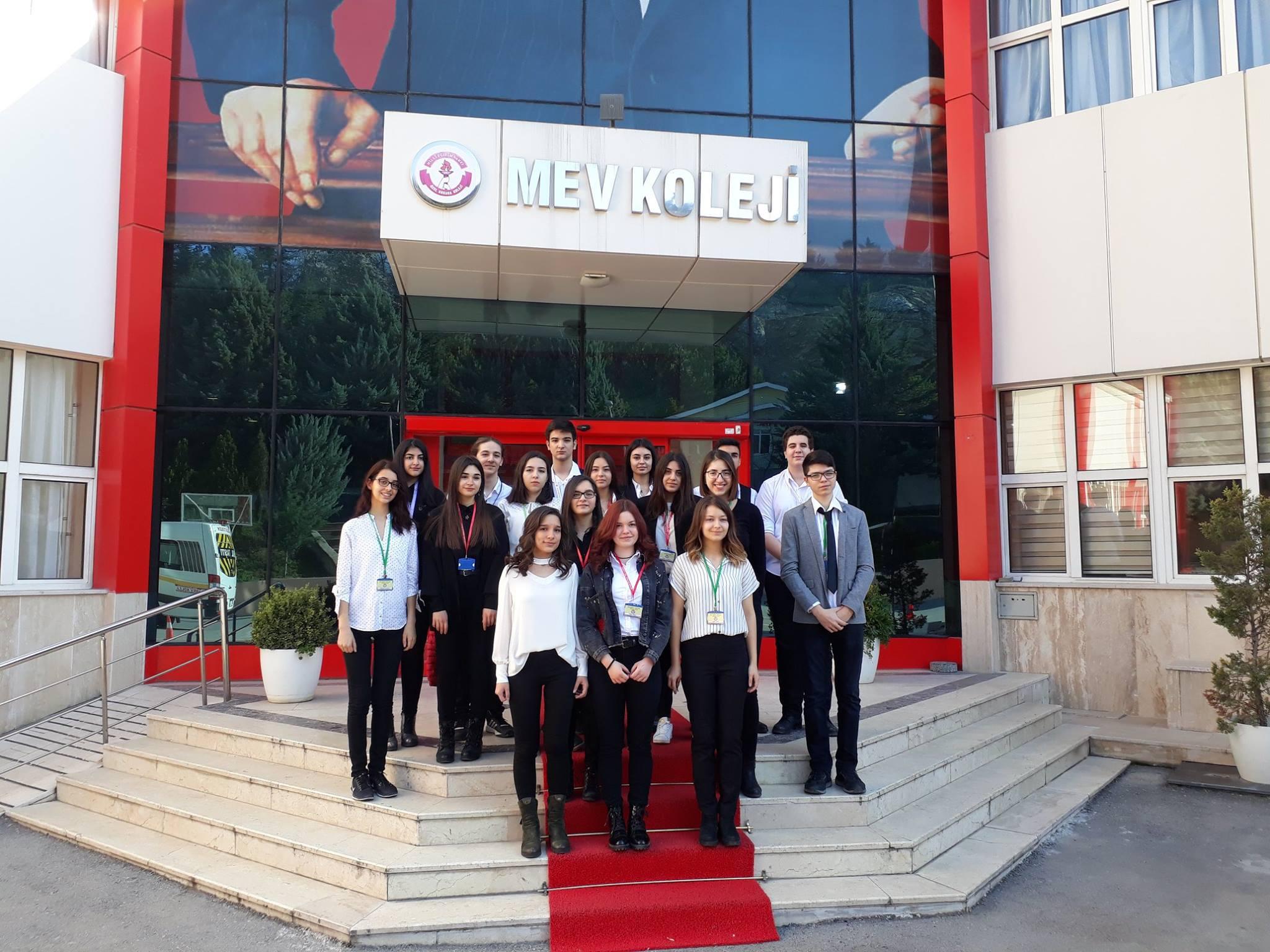 TÜBİTAK Ankara Bölge Finallerinde 9 Projeyle Yarışıyoruz