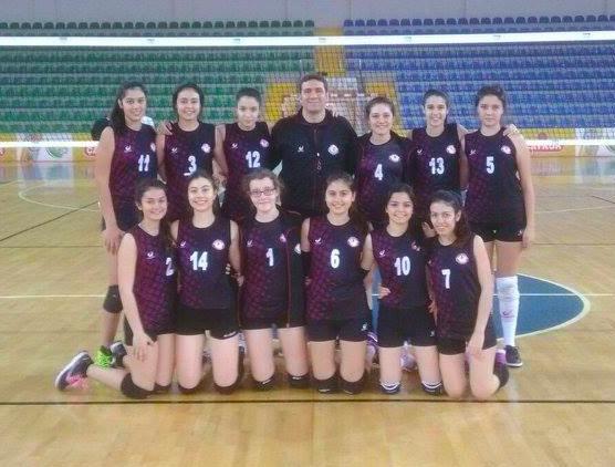 MEV'li Kızlar İlk Sezonlarında Gruptan Çıktı