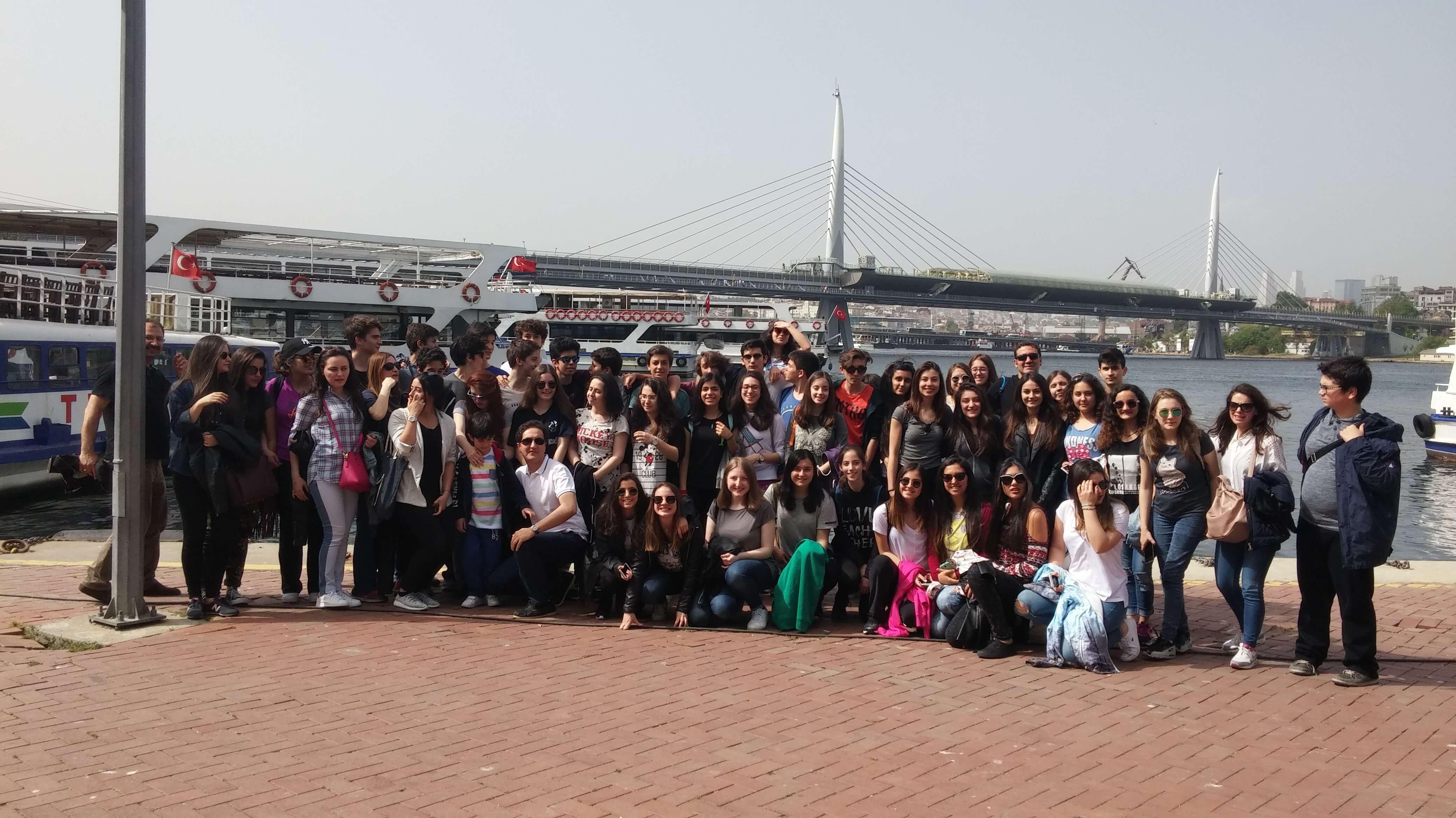 İstanbul Tarih ve Kültür Gezimiz