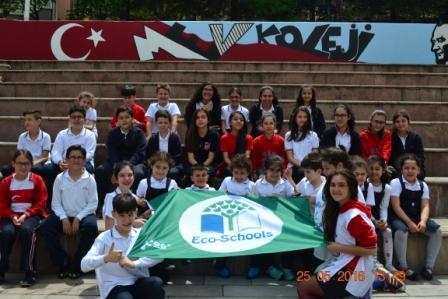 5. Yeşil Bayrağımızı Aldık