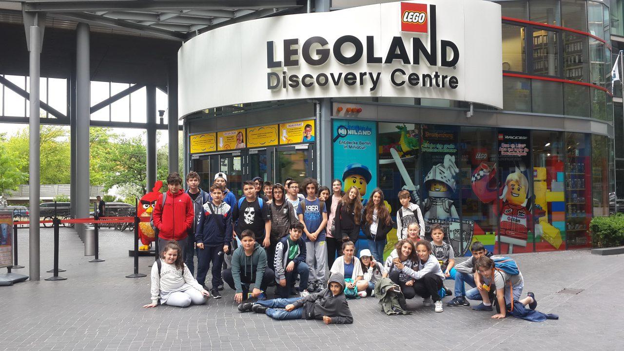 Öğrencilerimiz Almanya Kültür Turunda