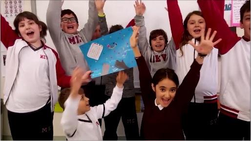 TOEFL Tanıtım Filminde MEV Öğrencilerine Yer Verdi