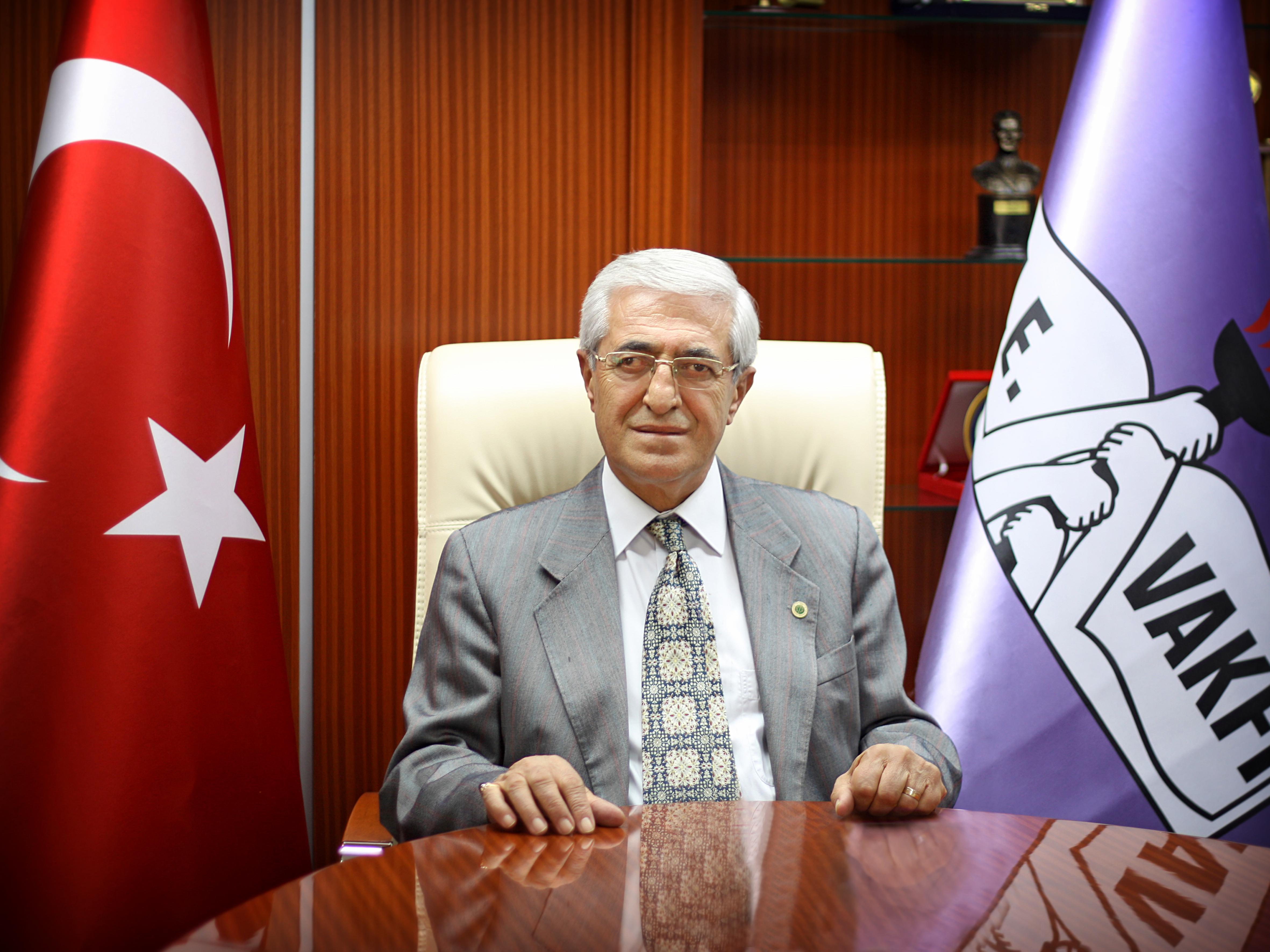 Merkez Yönetim Kurulu Başkanımız İhsan Özçukurlu'yu Kaybettik