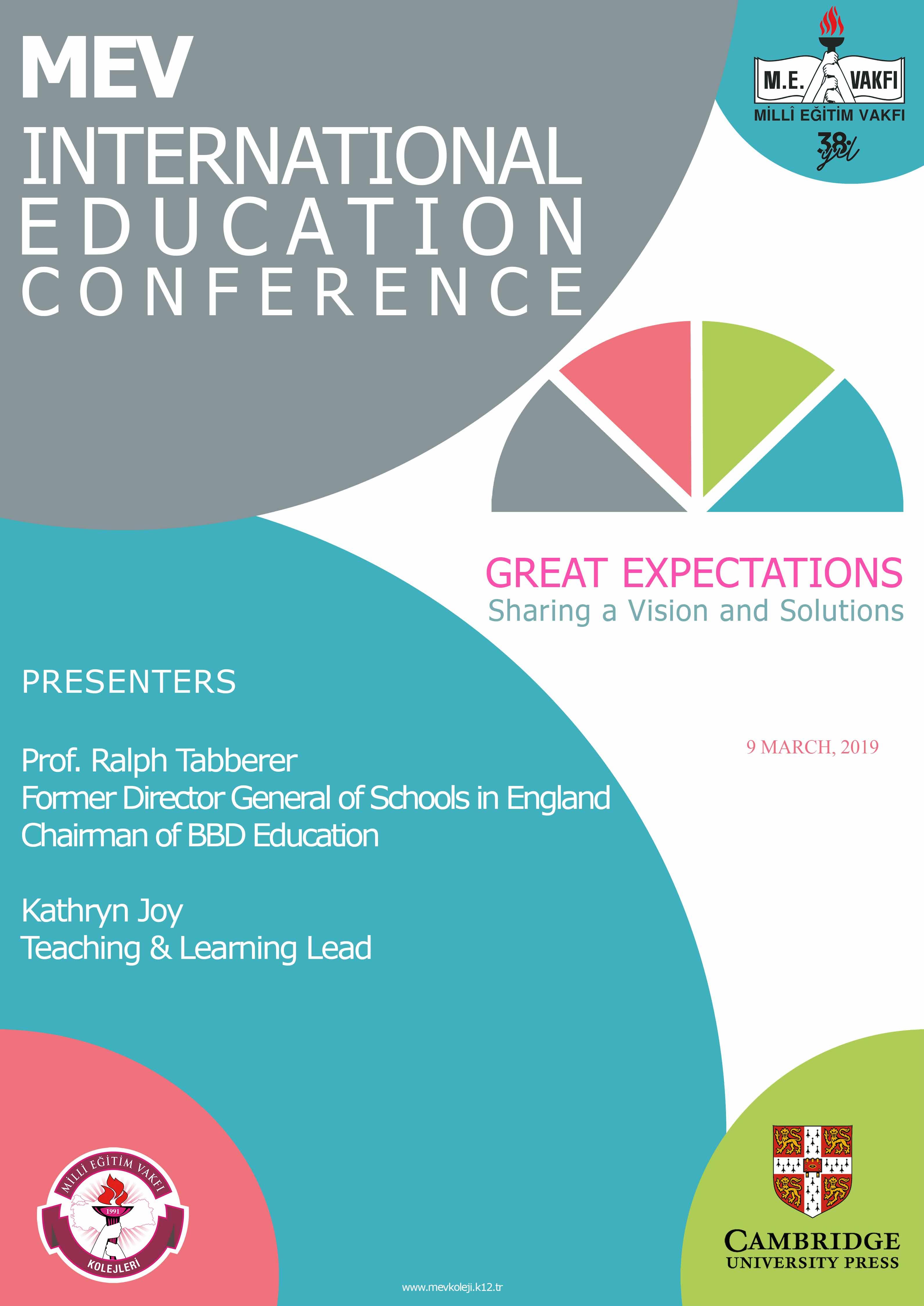 MEV International Education Conference-2019